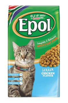 Epol cat food - chicken flavour