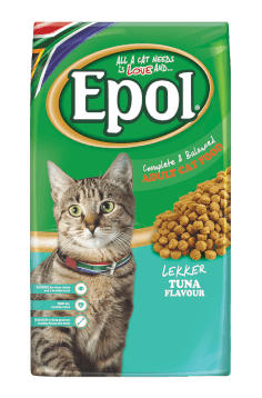 Epol cat food - tuna flavour