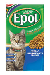 Epol cat food - sea delights flavour