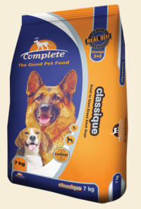 Complete Classique dog food